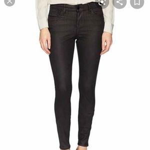 William Rast black perfect fashion skinny pants